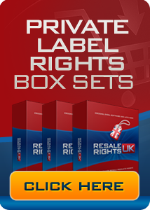 Private Label Rights Box Sets - CLICK HERE!