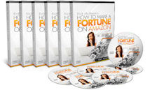 How to Make a Fortune on Amazon  6 Part DVD Set