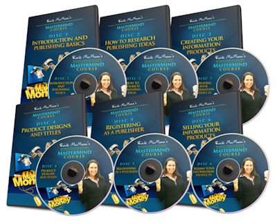 6 part DVD set - Only 1 available!